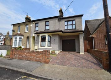 Thumbnail 5 bed semi-detached house for sale in Fairview Avenue, Stanford-Le-Hope, Essex