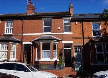 Thumbnail 4 bedroom terraced house for sale in Statham Street, Derby