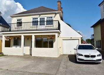 Thumbnail 4 bed detached house for sale in Minffrwd Road, Pencoed, Bridgend.