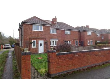 Thumbnail 4 bed semi-detached house for sale in The Moorlands, Coleorton, Leicestershire