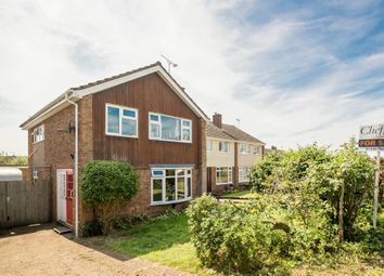 Thumbnail 3 bedroom detached house for sale in Abbotts Road, Haverhill