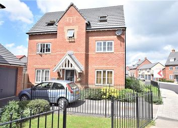 Thumbnail 4 bed semi-detached house for sale in Winter Gate Road, Longford, Gloucester