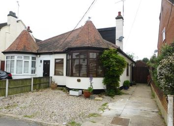 Thumbnail 2 bed bungalow for sale in Mornington Avenue, Rochford