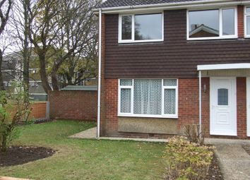Thumbnail 3 bed terraced house to rent in Pennine Walk, Fareham