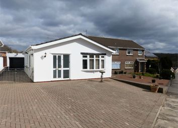 Thumbnail 2 bed detached bungalow for sale in Glynbridge Gardens, Bridgend, Bridgend, Mid Glamorgan