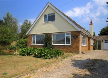 Thumbnail 3 bed detached bungalow for sale in Damgate Lane, Martham, Great Yarmouth