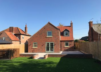 Thumbnail 4 bed detached house for sale in Great North Road, Cromwell