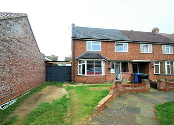 Thumbnail 4 bed end terrace house for sale in Moffat Avenue, Ipswich