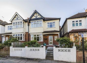 Thumbnail 4 bed semi-detached house for sale in Kirkstall Road, London
