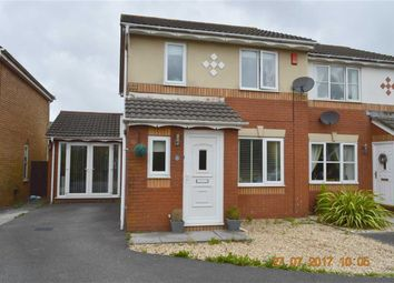 Thumbnail 3 bedroom semi-detached house for sale in Megan Close, Swansea