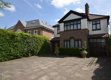 Thumbnail 4 bed property for sale in Oakleigh Avenue, London