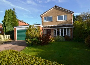 Thumbnail 3 bed detached house for sale in The Armoury, Shropshire Street, Market Drayton