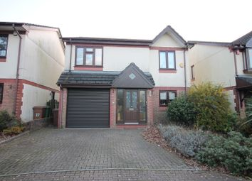Thumbnail 4 bedroom detached house for sale in Priory Mill, Plympton, Plymouth