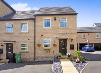 Thumbnail 3 bed town house for sale in Marlington Drive, Huddersfield