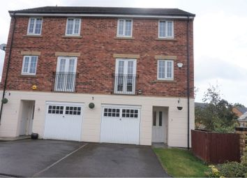 Thumbnail 3 bed town house to rent in Swaithe View, Barnsley