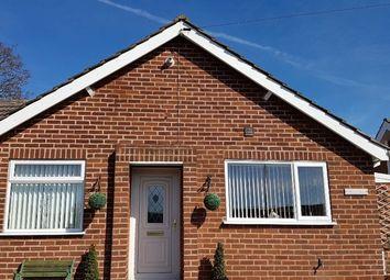 Thumbnail 3 bed bungalow for sale in Far Back Lane, Farnsfield, Newark
