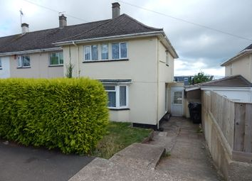 Thumbnail 3 bed end terrace house for sale in Severn Road, Torquay