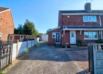 Thumbnail 2 bed semi-detached house for sale in Highfield Avenue, Barnsley