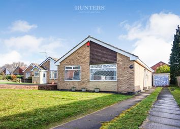 Thumbnail 3 bed bungalow for sale in Tatenhill Gardens, Doncaster