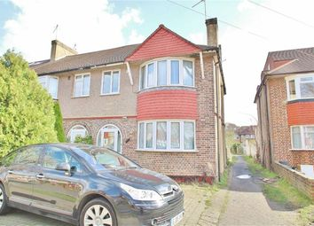 Thumbnail 3 bed end terrace house to rent in Shaldon Drive, Morden