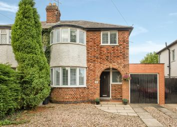 Thumbnail 3 bed semi-detached house for sale in Stratford Road, Warwick