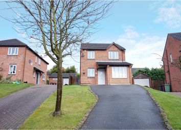 Thumbnail 3 bed detached house for sale in Cliff Nook, Alfreton