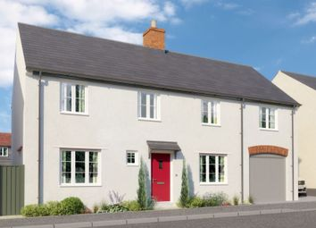 Thumbnail 4 bedroom detached house for sale in Coward Road, Mere, Warminster