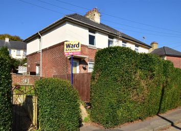 Thumbnail 3 bed semi-detached house for sale in Beaufoy Road, Dover, Kent