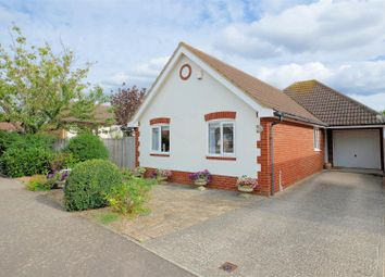 Thumbnail 3 bed detached bungalow for sale in Foxdene Road, Seasalter, Whitstable