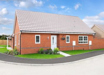 "Thumbnail 2 bedroom detached house for sale in ""Midhurst"" at Beech Croft, Barlby, Selby"