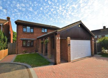 Thumbnail 4 bed property for sale in Woodman Close, Wing, Leighton Buzzard