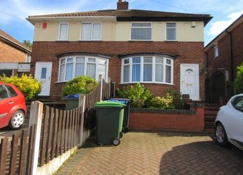 Thumbnail 2 bed property to rent in Weston Avenue, Tividale, Oldbury