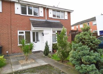 Thumbnail 1 bed maisonette to rent in Lansdowne Road, Crewe