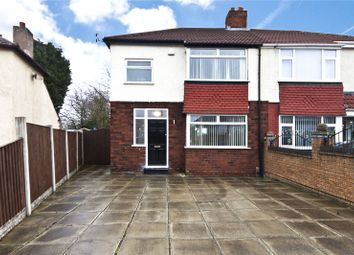 Thumbnail 3 bed semi-detached house for sale in Baileys Lane, Halewood, Liverpool, Merseyside