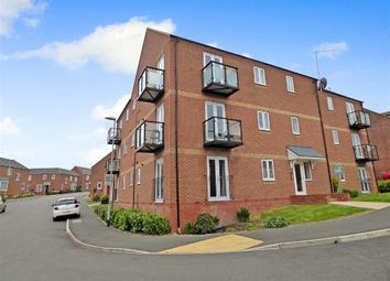 Thumbnail 1 bed flat for sale in Burtree Drive, Norton Heights, Stoke-On-Trent