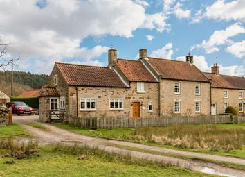 Thumbnail 5 bed cottage for sale in Hutton Le Hole, Pickering, York
