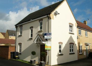 Thumbnail 3 bed semi-detached house for sale in Peregrine Court, Calne