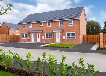 "Thumbnail 3 bedroom terraced house for sale in ""Maidstone"" at Station Road, Methley, Leeds"