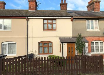 2 bed terraced house for sale in Foster Road, Parkeston, Harwich CO12