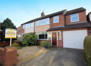 Thumbnail 5 bed property for sale in Hurstway, Preston
