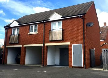 Thumbnail 2 bed detached house for sale in Melcombe Close, Singleton, Ashford