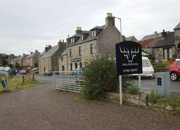 Thumbnail Commercial property for sale in 40 South Street, Aberchirder, Huntly, Aberdeenshire