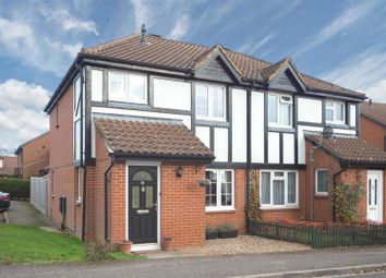 Thumbnail 3 bed semi-detached house for sale in Russell Road, Toddington, Dunstable