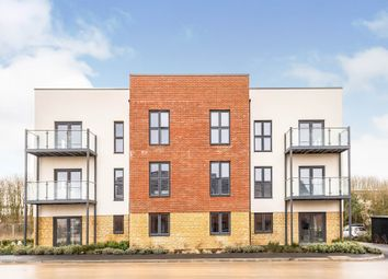 Thumbnail 2 bed flat for sale in Furrow Crescent, Curbridge, Witney