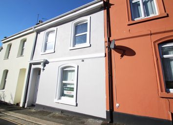 Thumbnail 5 bed terraced house for sale in Clarence Place, Morice Town, Plymouth