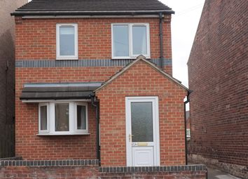 Thumbnail 3 bed detached house to rent in Heywood Street, Brimington, Chesterfield