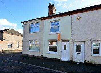 Thumbnail 2 bed terraced house for sale in Main Street, Huthwaite, Nottinghamshire