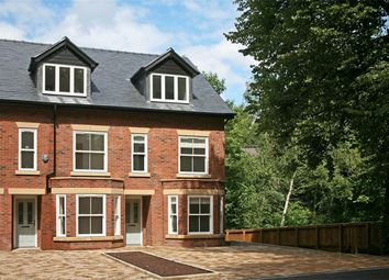 Thumbnail 4 bed town house to rent in Park Road, Worsley, Manchester