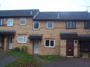 Thumbnail 2 bed terraced house to rent in Sherwood Drive, Daventry