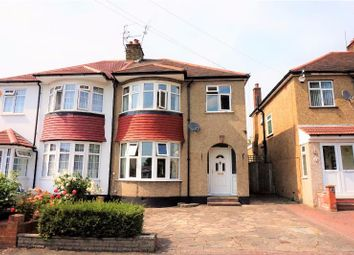 Thumbnail 3 bed semi-detached house for sale in Hawthorn Drive, Harrow
